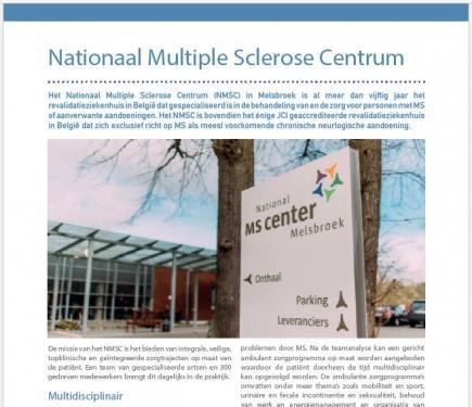 NMSC in Zorgmagazine
